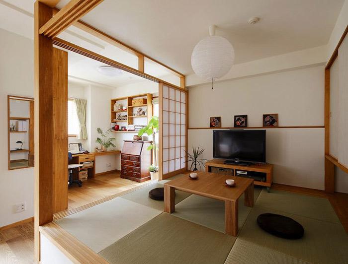 榻榻米为什么在日式装修风格中占有重要地位?